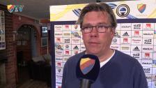 Derbyintervjuer: Pelle Olsson