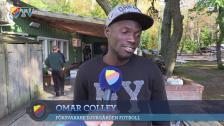 Omar Colley tillbaka igen och redo för IFK Göteborg