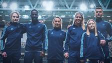 DIF förlänger med Adidas