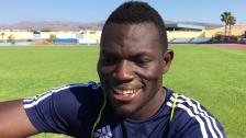 Omar Colley redo för fotboll igen.
