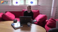 Lena Gustafsson-Wiberg om att vara SLO: Jag har världens bästa jobb