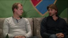 Johan Ahlborg och Mats Jonson om cupfinalen