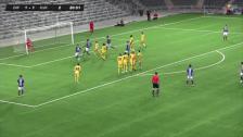 Målen från Djurgården - HJK Helsingfors
