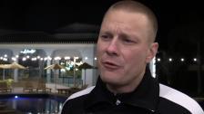 Billborn om lägret, matcherna och Joachim Björklunds roll