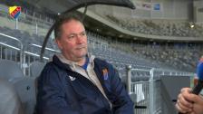 Henrik Berggren fortsätter som VD i Djurgården
