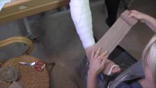 Linda ben på rätt sätt - Vård och omsorgspersonal