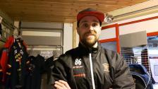 Erik Jones om Allettan och inför Asplöven 170307