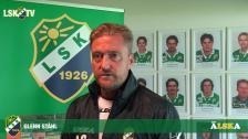 Glenn Ståhl om vår 2-0 seger mot Kristianstad och inför matchen mot FC Rosengård