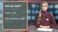 Verb, på arabiska