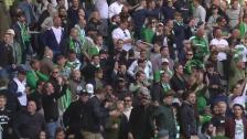 Återupplev söndagens fest - se höjdpunkterna från matchen