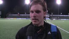 Sebastian Rajalakso efter 2-2 mot Gefle