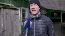 Kim Bergstrand inför Degerforsmatchen