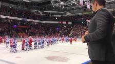 MODO Hockey tackar ståplats efter segern över Leksands IF