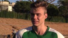 Marcus om Portugallägret och lite nytt träningsfokus