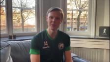 Tim Söderströms träningspass