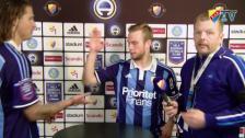 Intervjuer efter Halmstad