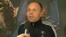 Anders Johansson - ny U21-tränare