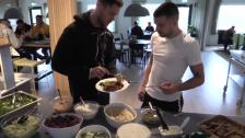 Kostomställning i Hammarby - satsar på vegansk mat