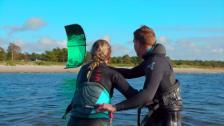 Keno♥Gotland – Kitesurfing