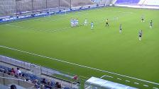 Målen från IF Sylvia – BP i Svenska Cupen