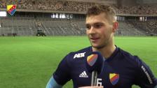 Jesper Karlström har förlängt sitt kontrakt med Djurgården