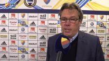 Pelle förstås nöjd med starten av Allsvenskan
