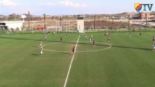 Mål, höjdpunkter och intervjuer från DIF- Vardar Skopje