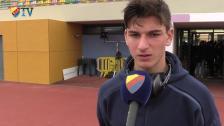 Besard Sabovic fanns med från start mot Rijeka